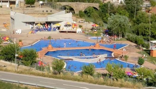 Informació relativa a l'obertura de les piscines