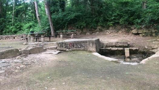Sanaüja treballa per acabar amb el vandalisme al municipi